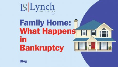 Family Home in Bankruptcy