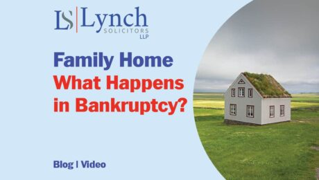 bankruptcy family home