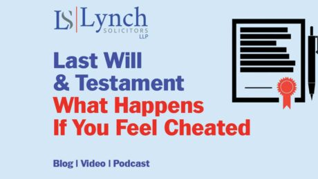Last Will Testament What Happens If You feel Cheated