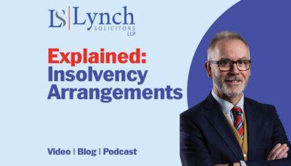 Personal Insolvency Arrangements